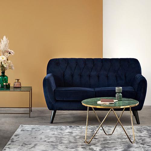 sofa velour 2 pers Velour Sofa Denmark | Baci Living Room sofa velour 2 pers