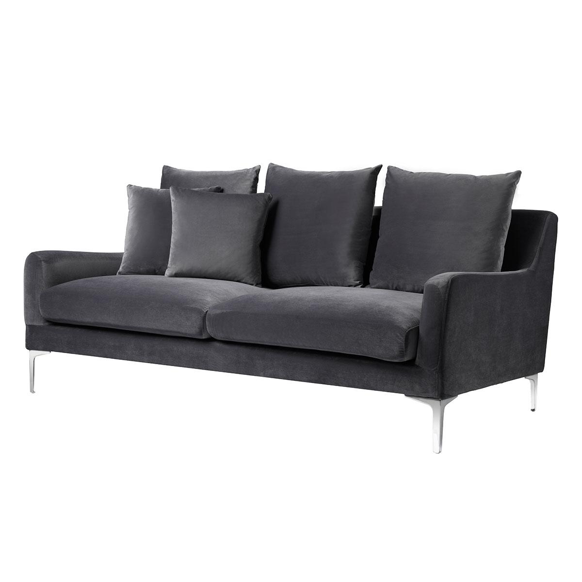 Image of   Living&more 3 pers. sofa - Viktoria - Grå