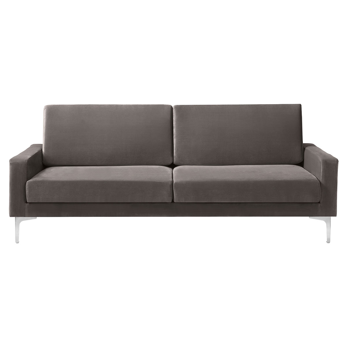 Living&more 3 pers. sofa - Viktoria - Mushroom