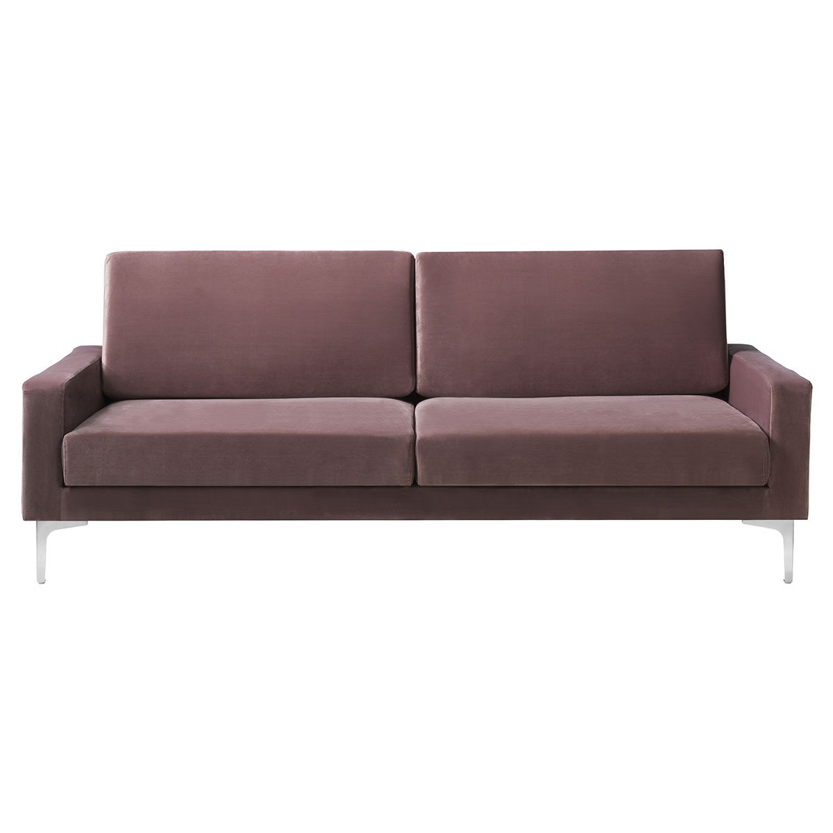 Living&more 3 pers. sofa - Viktoria - Nude