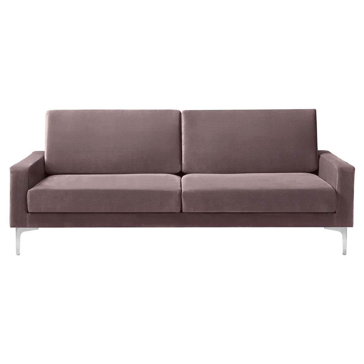 Living&more 3 pers. sofa - Viktoria - Rosa