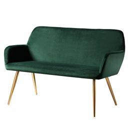 Image of   Living&more sofa - Emma - Grøn