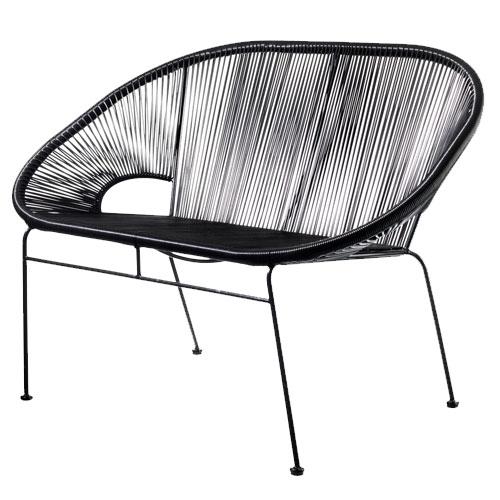 Living&more sofa - String - Sort