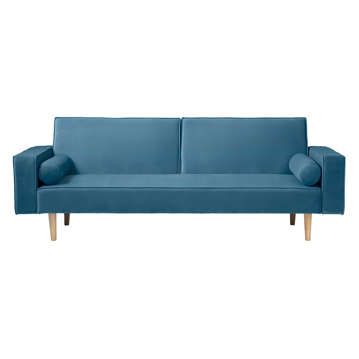Image of   Living&more sovesofa - Lucy - Petroleum