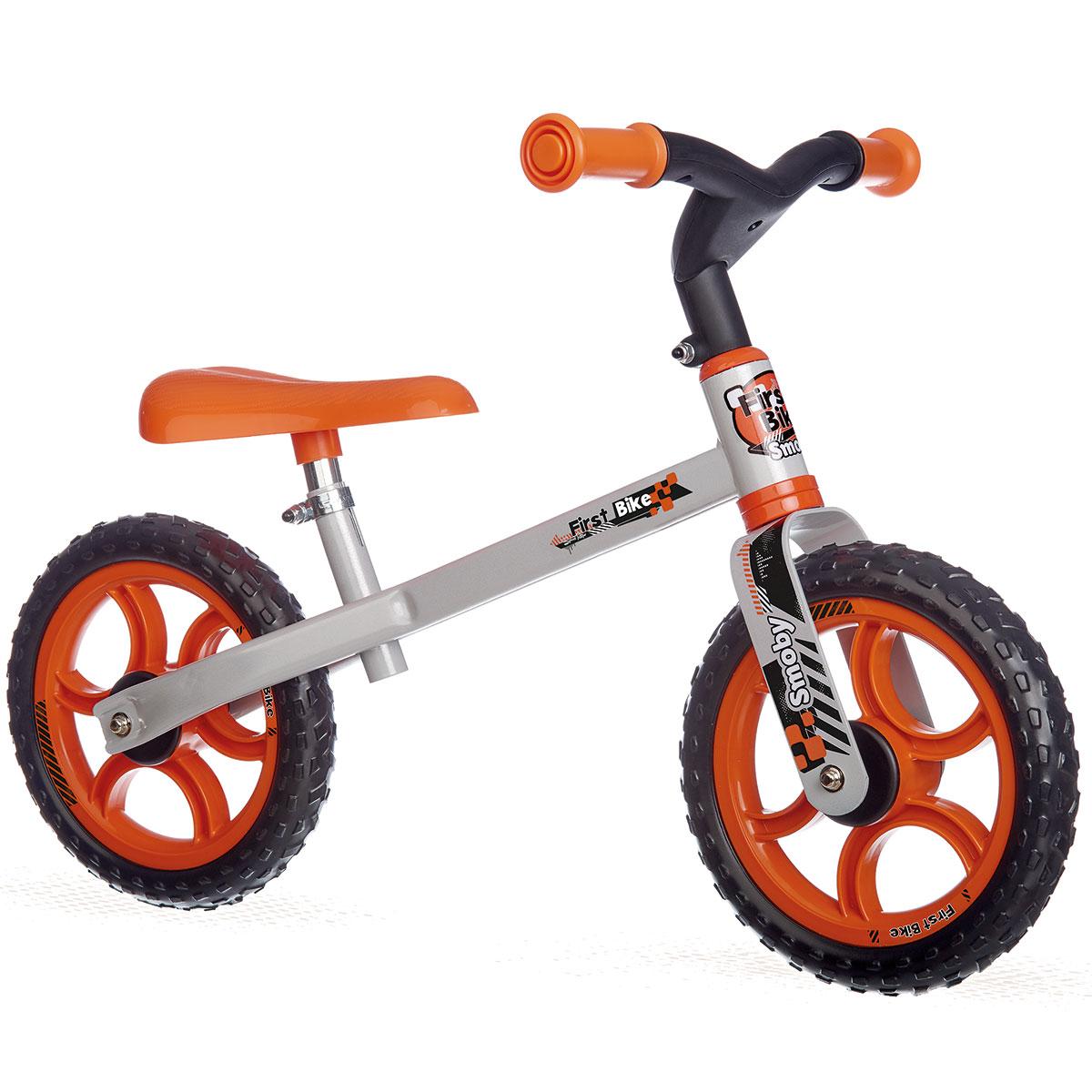 Billede af Løbecykel - Smoby - Orange