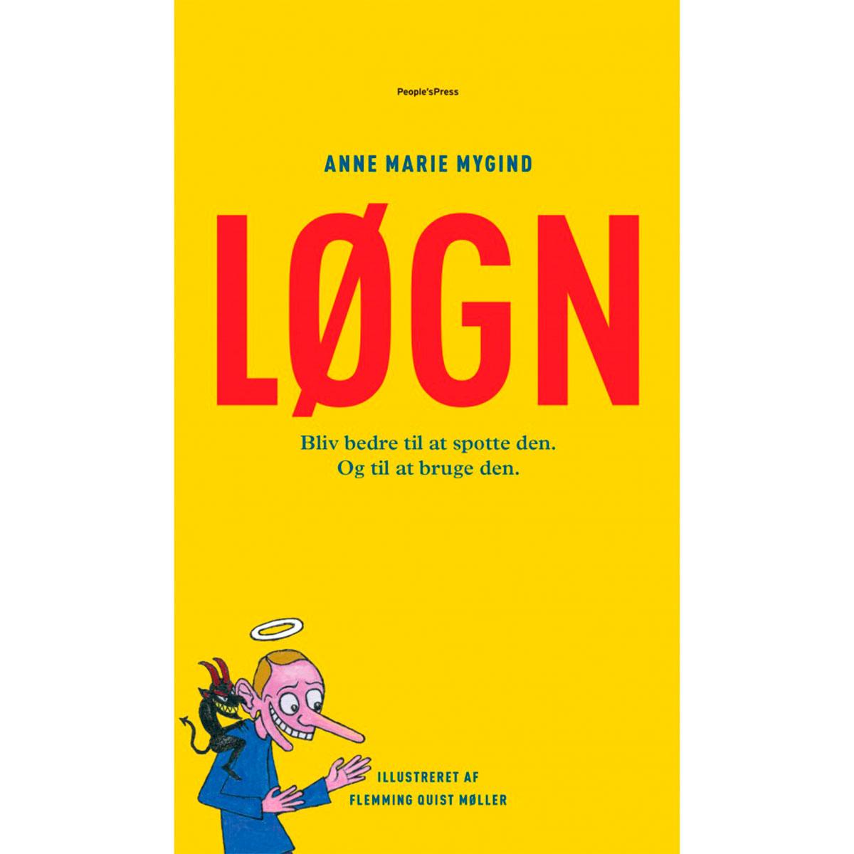 Image of   Løgn - Indbundet
