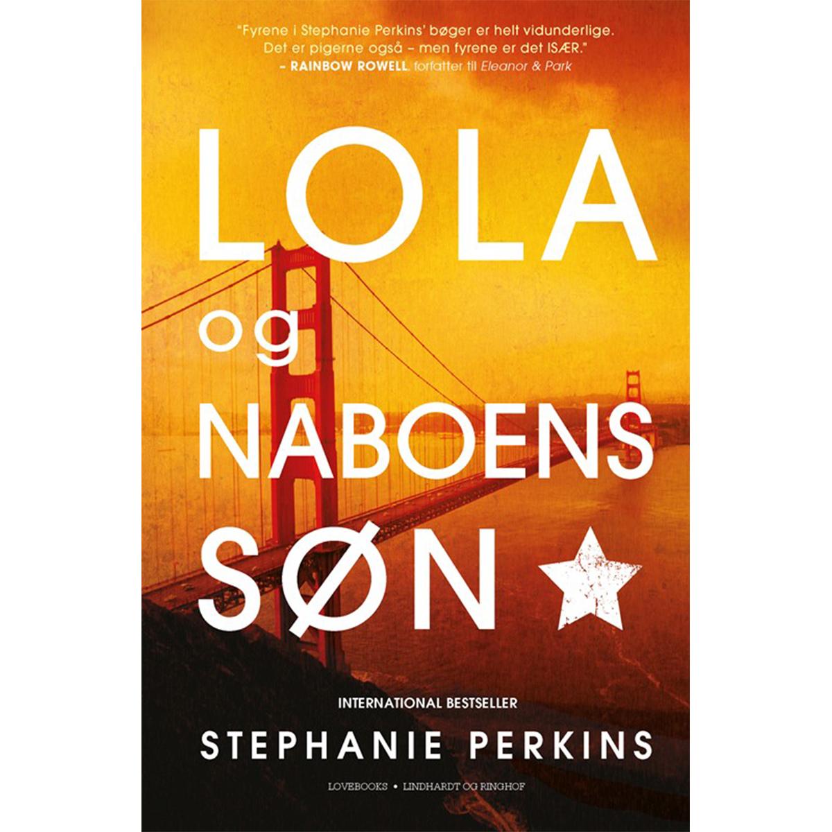 Image of   Lola og naboens søn - Paperback