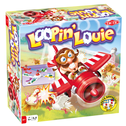 Image of   Loopin Louie