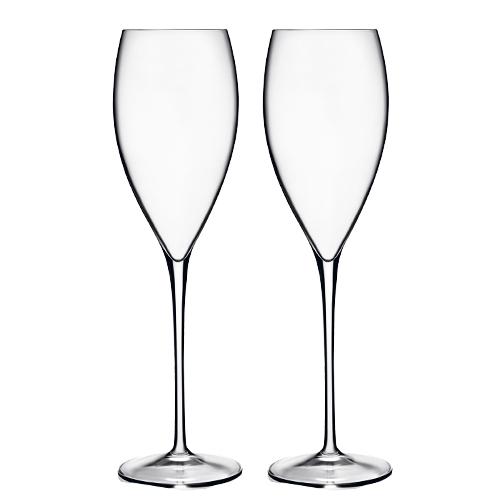 Image of   Luigi Bormioli champagneglas - Accademia Magnifico - 2 stk.