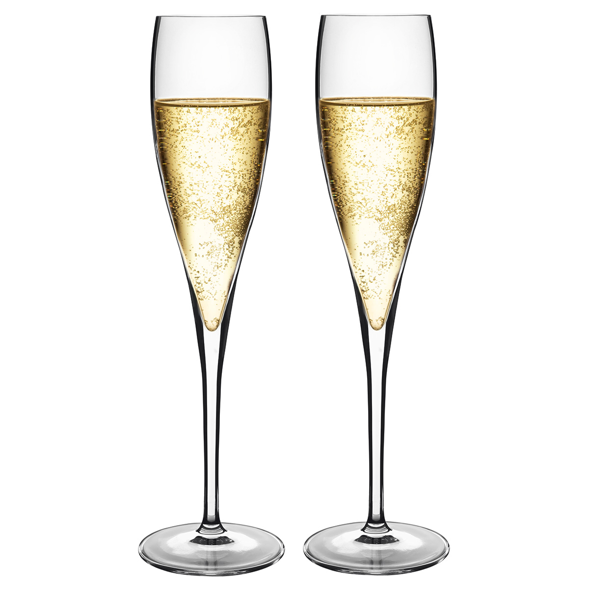 Image of   Luigi Bormioli champagneglas - Vinoteque - 2 stk.