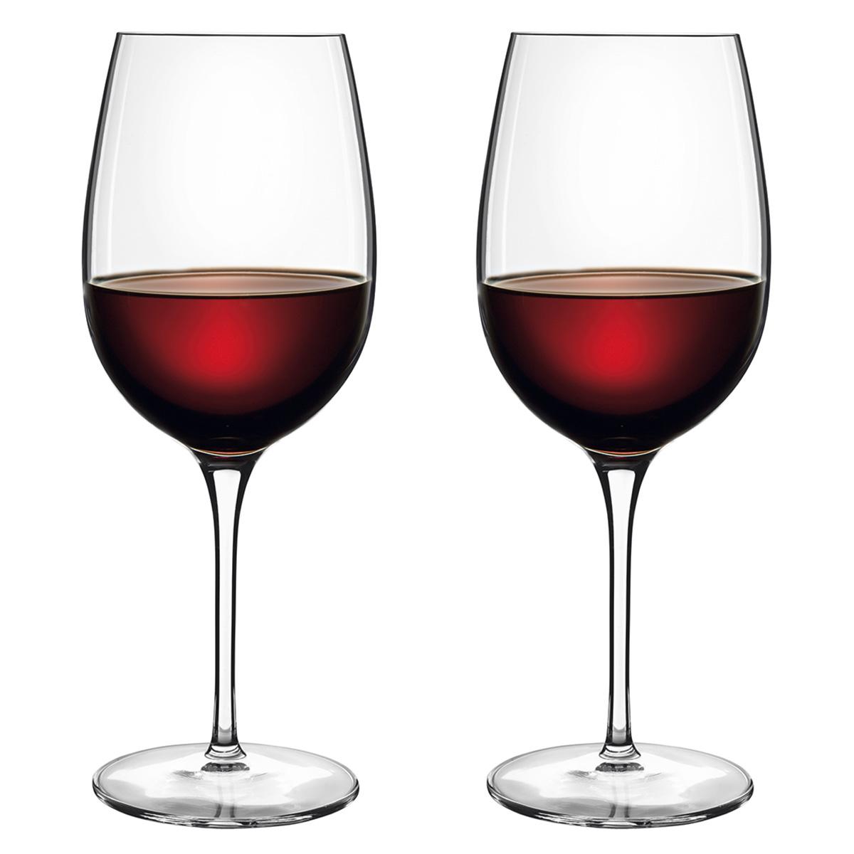 Billede af Luigi Bormioli rødvinsglas - Vinoteque - 2 stk.