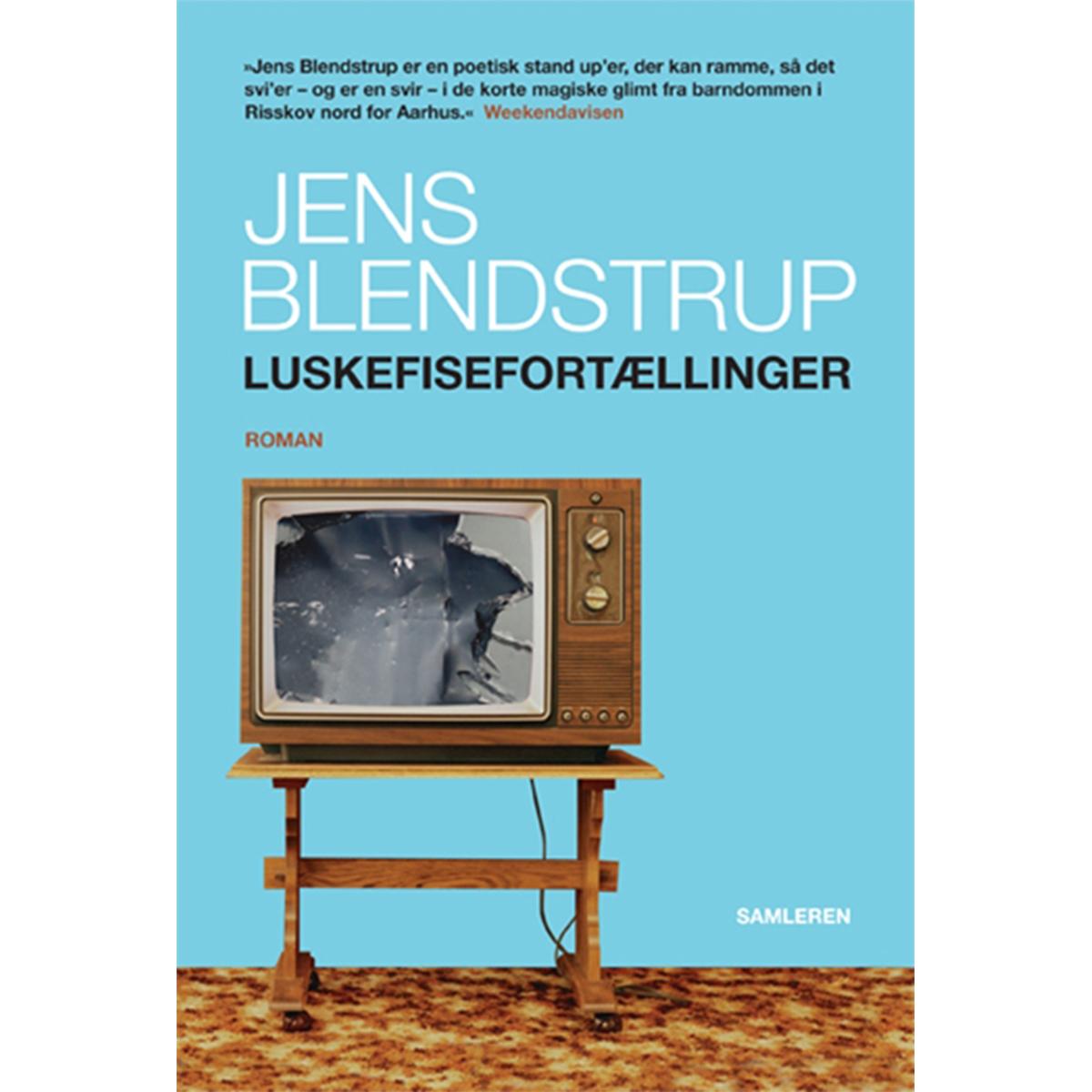 Image of   Luskefisefortællinger - Hardback