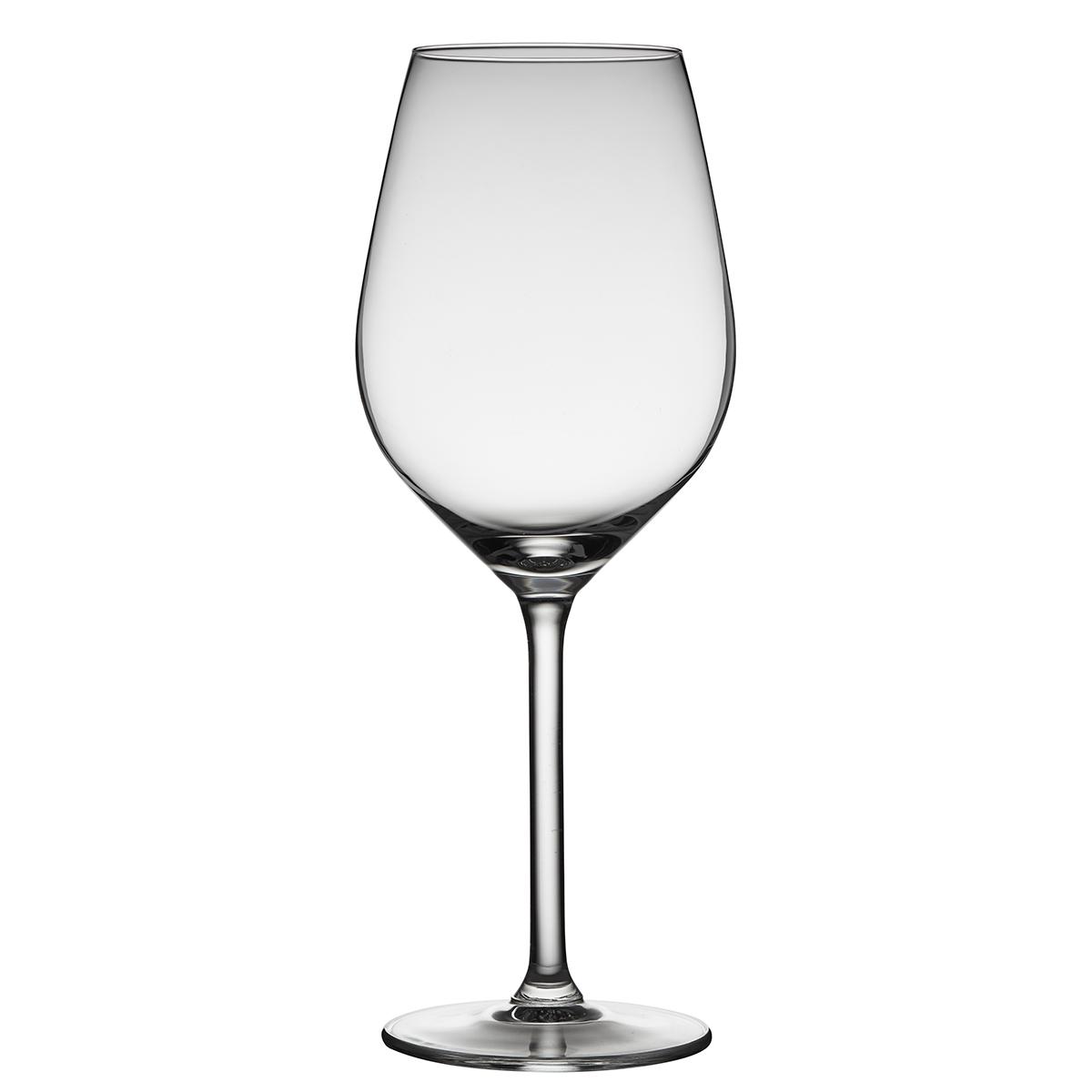 Billede af Lyngby rødvinsglas - Juvel - 4 stk.