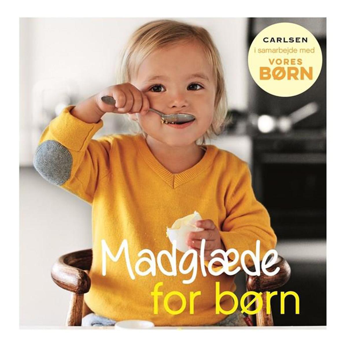 Image of   Madglæde for børn - Vores børn - Hardback