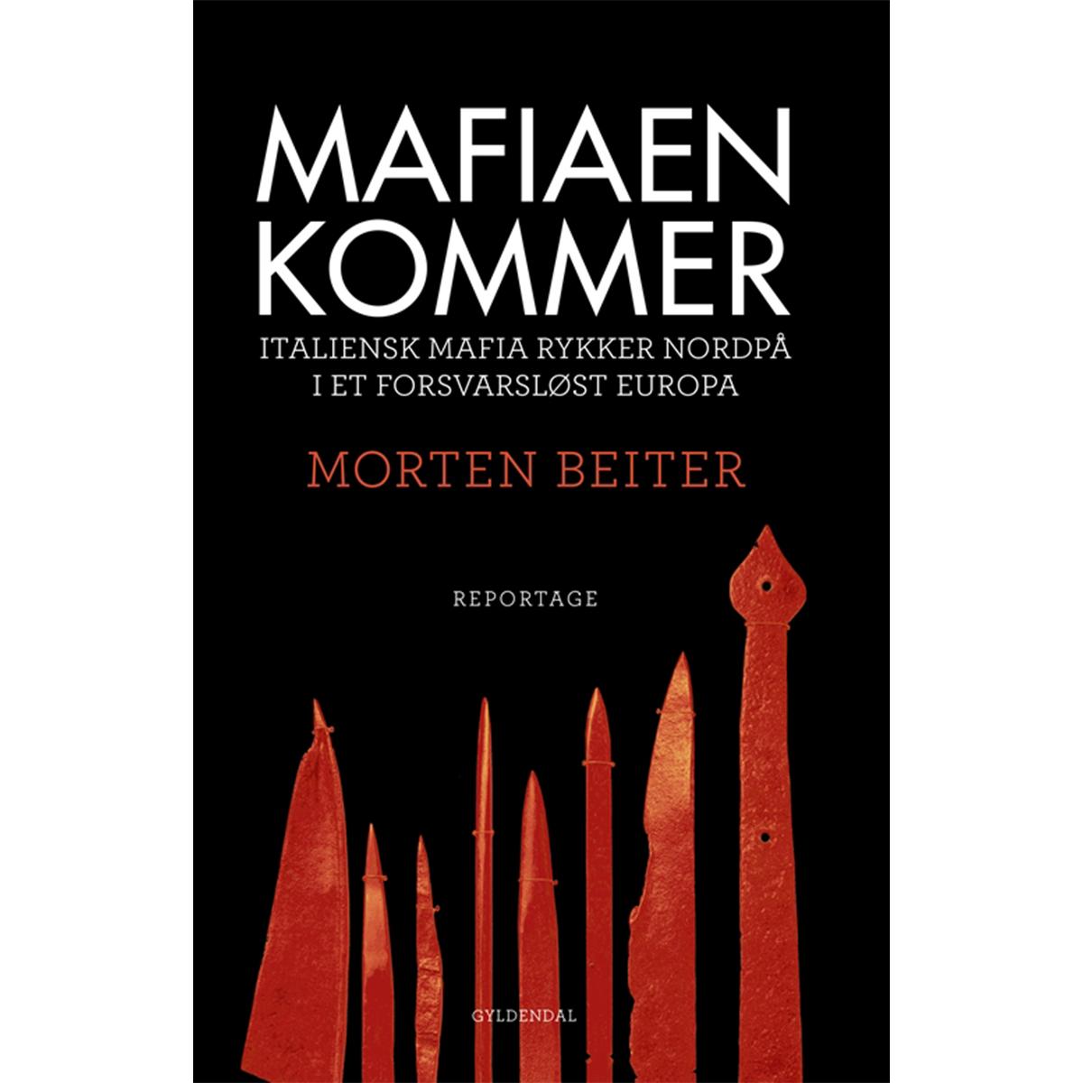 Image of   Mafiaen kommer - Hæftet