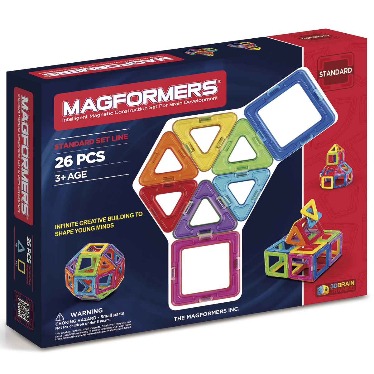 Image of   Magformers - 26 dele