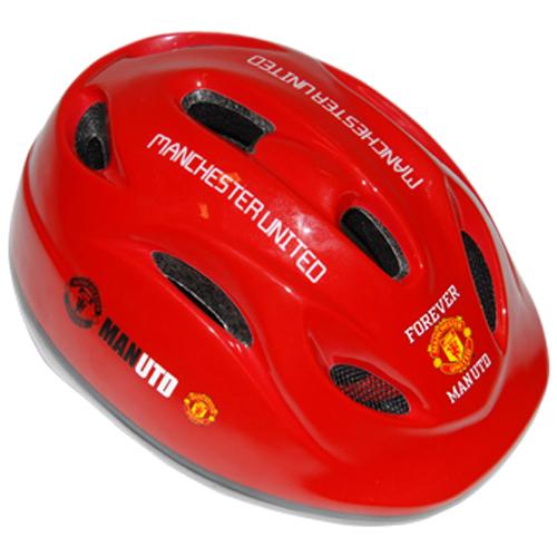 Manchester United cykelhjelm til børn