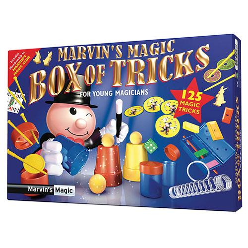 Marvins Magic Box of Tricks tryllesæt
