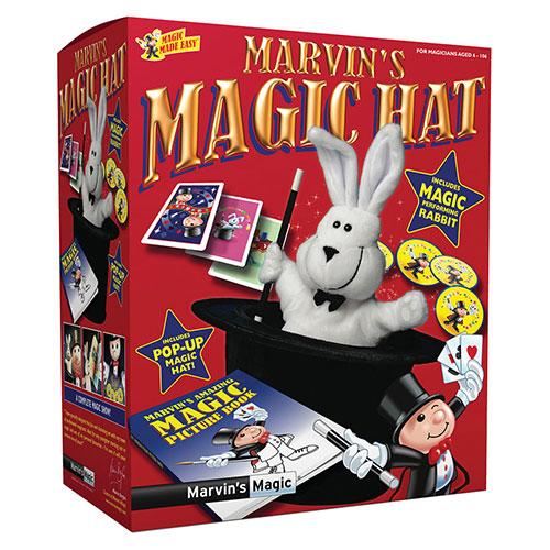 Marvins Magic Hat tryllesæt