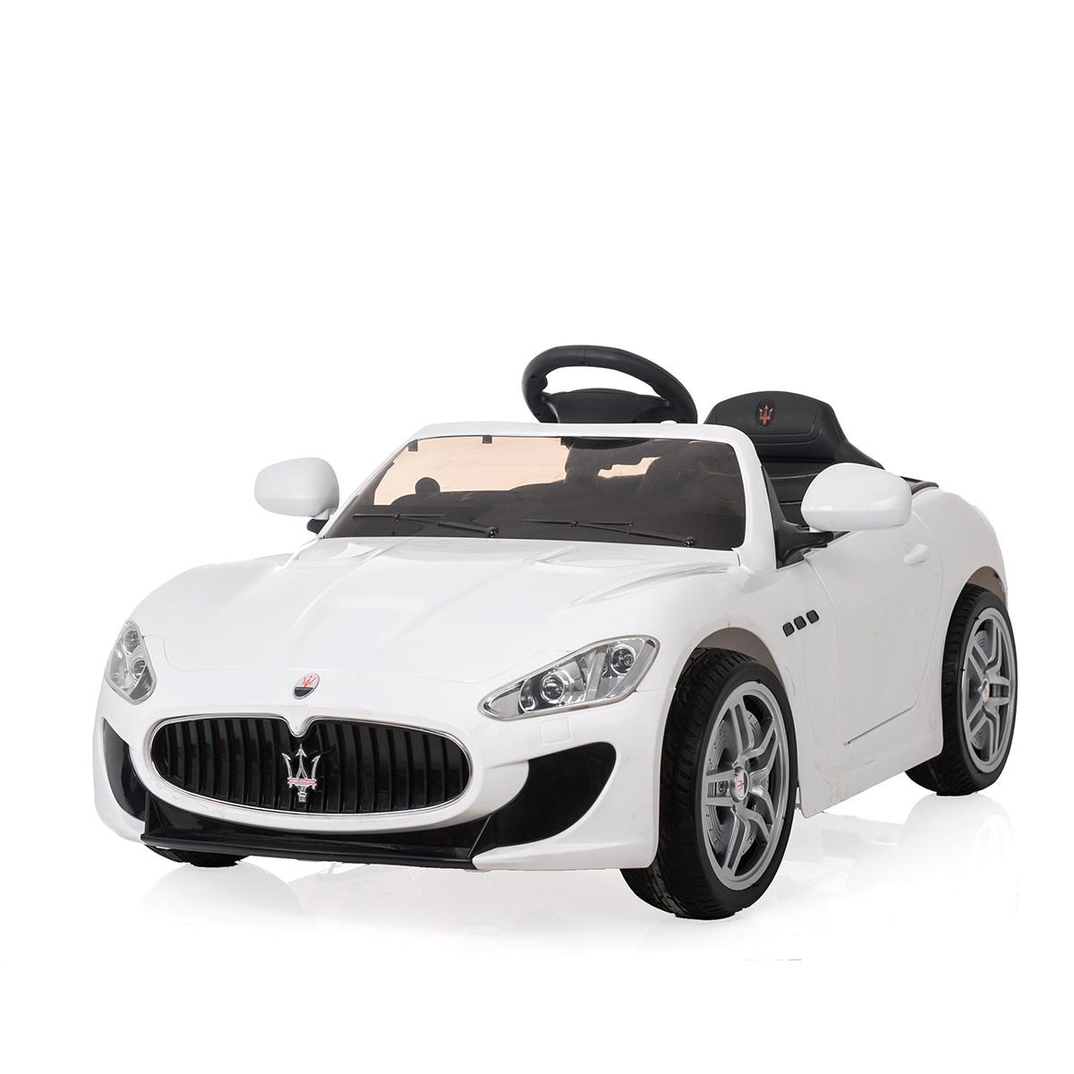Maserati elbil - Gran Turismo - Hvid