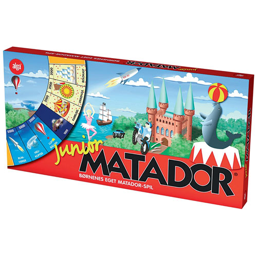 Image of   Matador junior