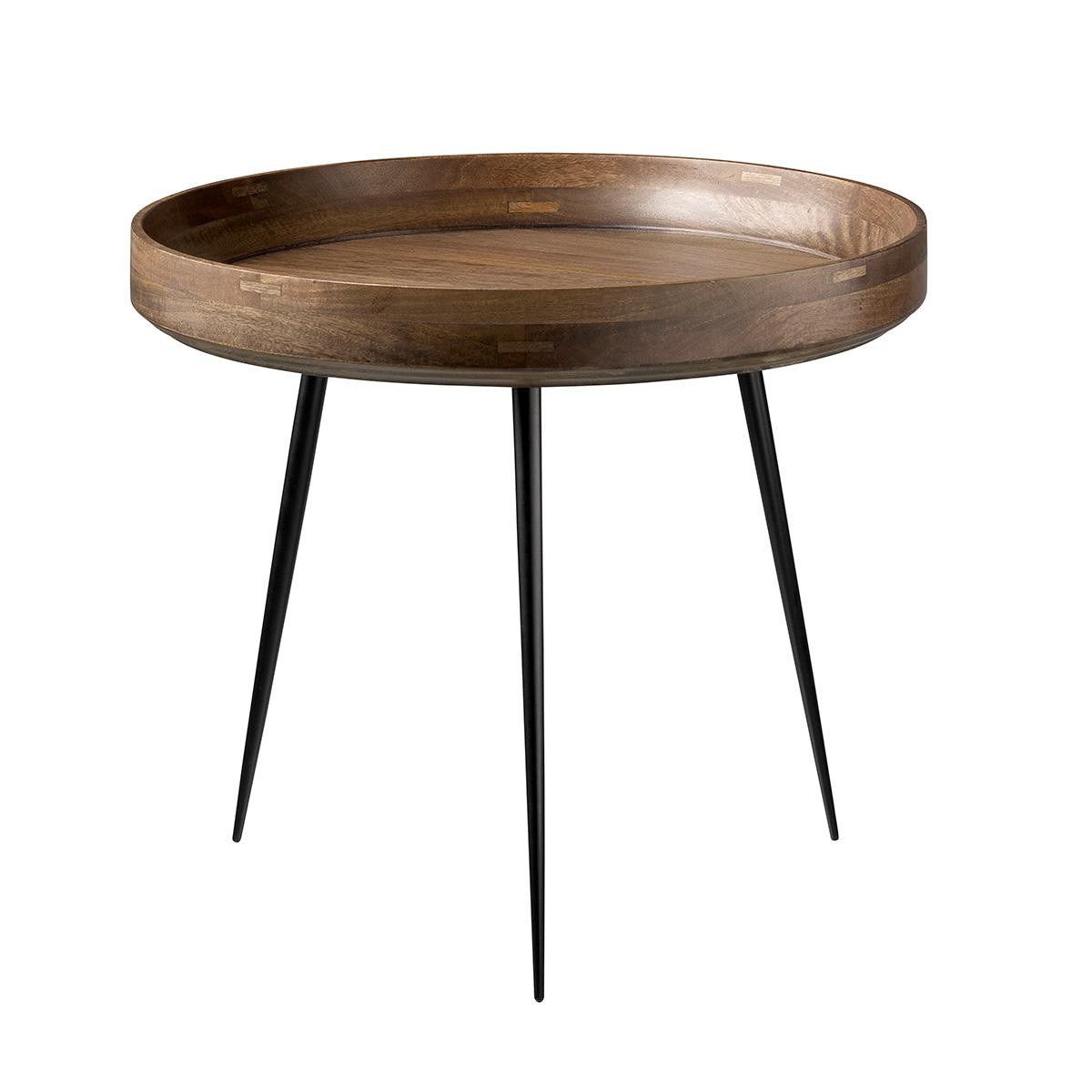 Billede af Mater sofabord - Bowl L - Sirka grå