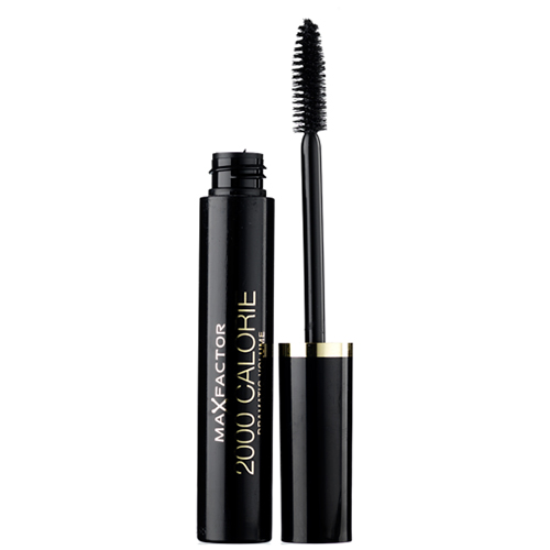 Max Factor 2000 Calorie Dramatic Volume Mascara - 9 ml Sort - Mascara der giver volumen og fylde