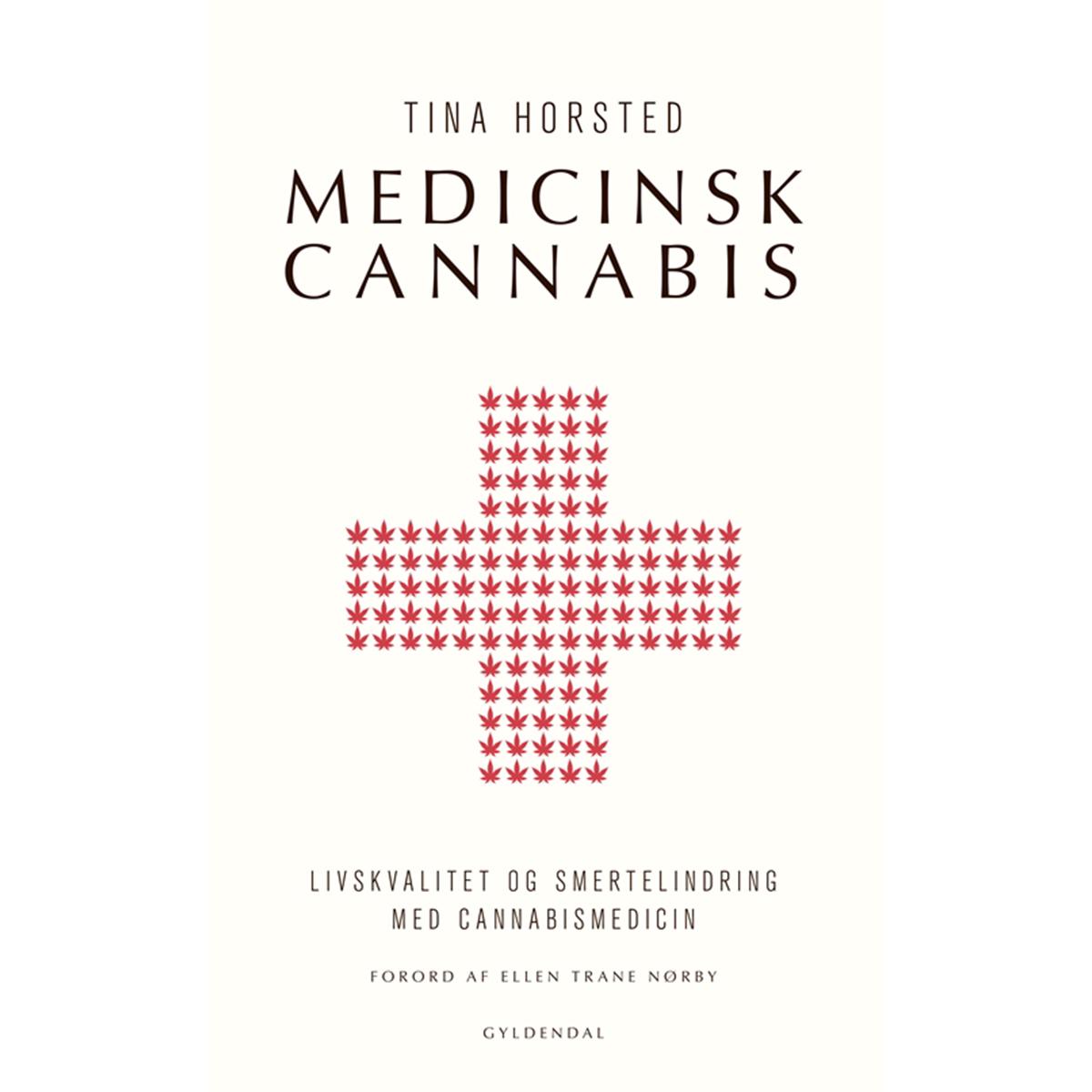 Image of   Medicinsk cannabis - Hæftet