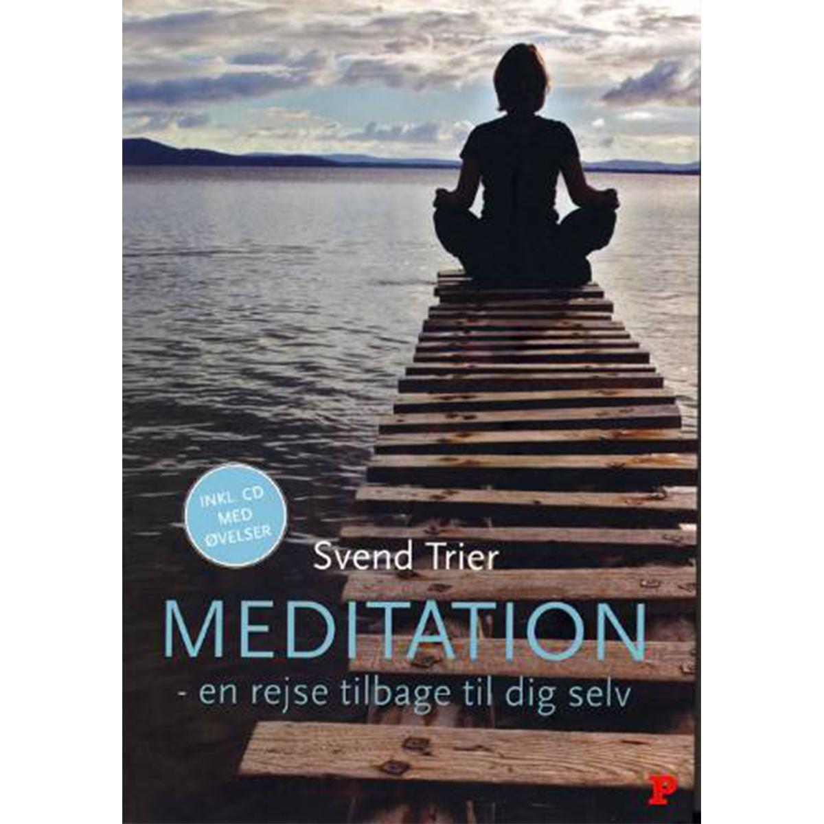 Image of   Meditation - en rejse tilbage til dig selv - Indbundet