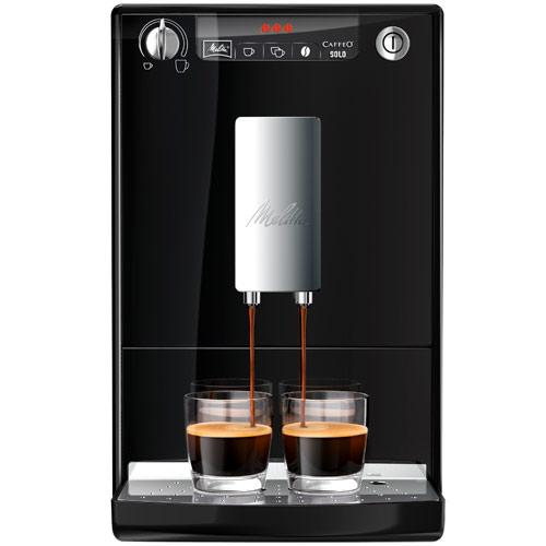 Image of   Melitta espressomaskine - Caffeo Solo - Sort