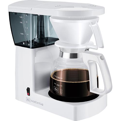 Billede af Melitta kaffemaskine - Excellent 4.0 - Hvid
