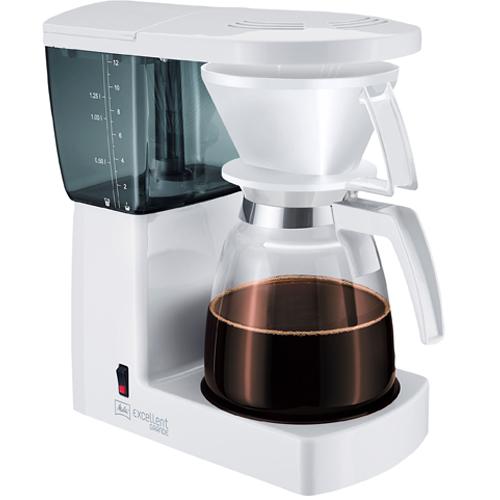 Image of   Melitta kaffemaskine - Excellent Grande 3.0 - Hvid