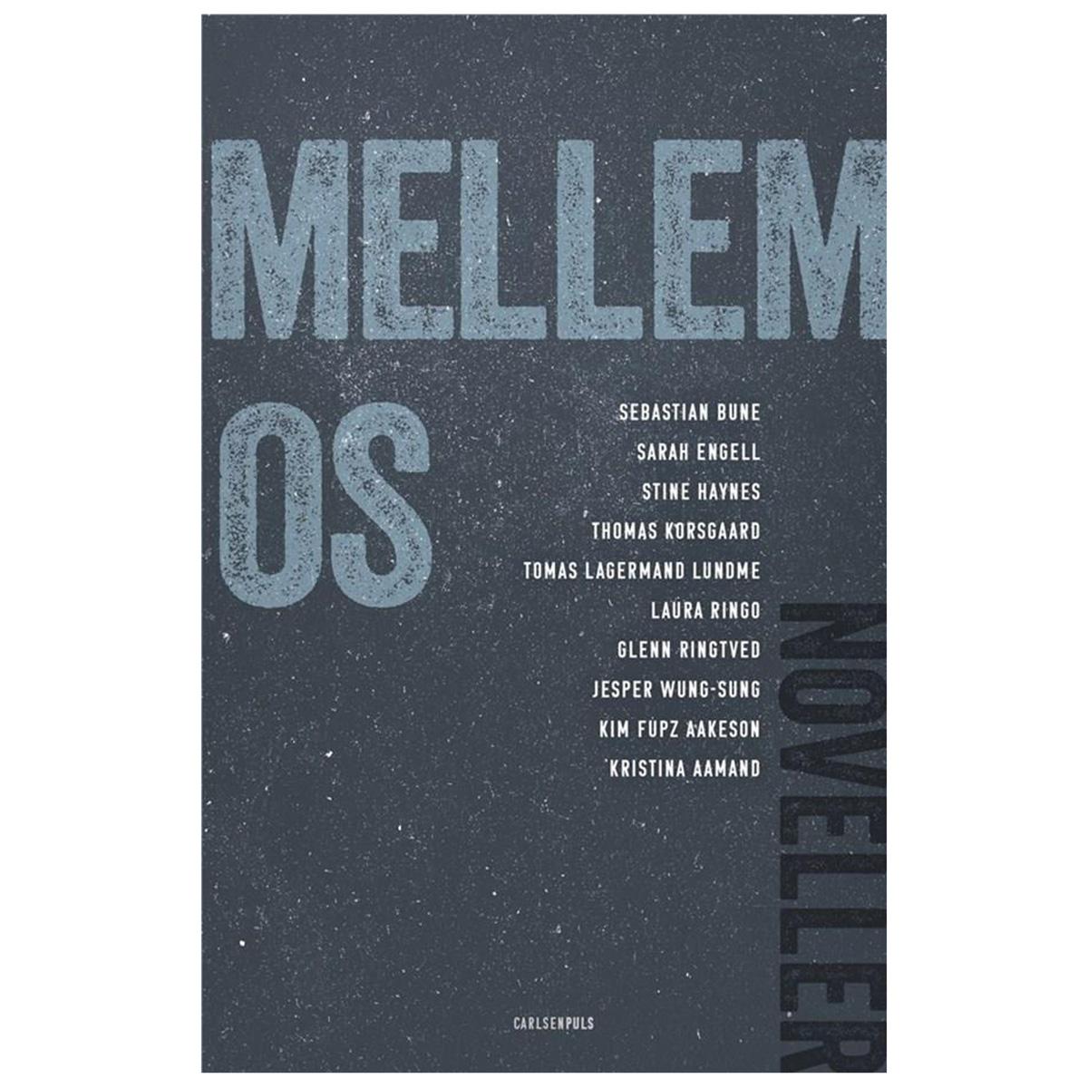 Image of   Mellem os - Hæftet
