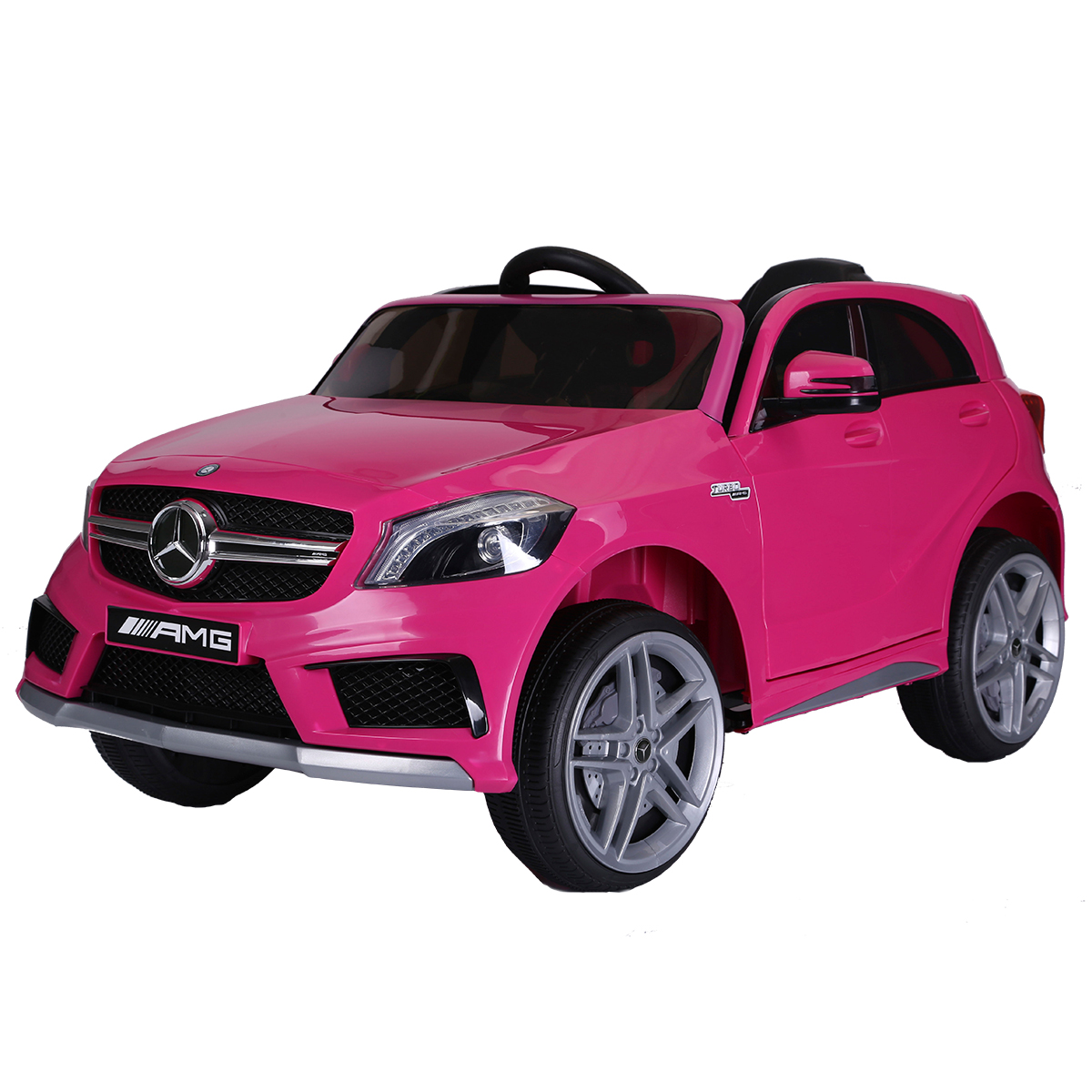 Image of   Mercedes elbil - A45 - Pink