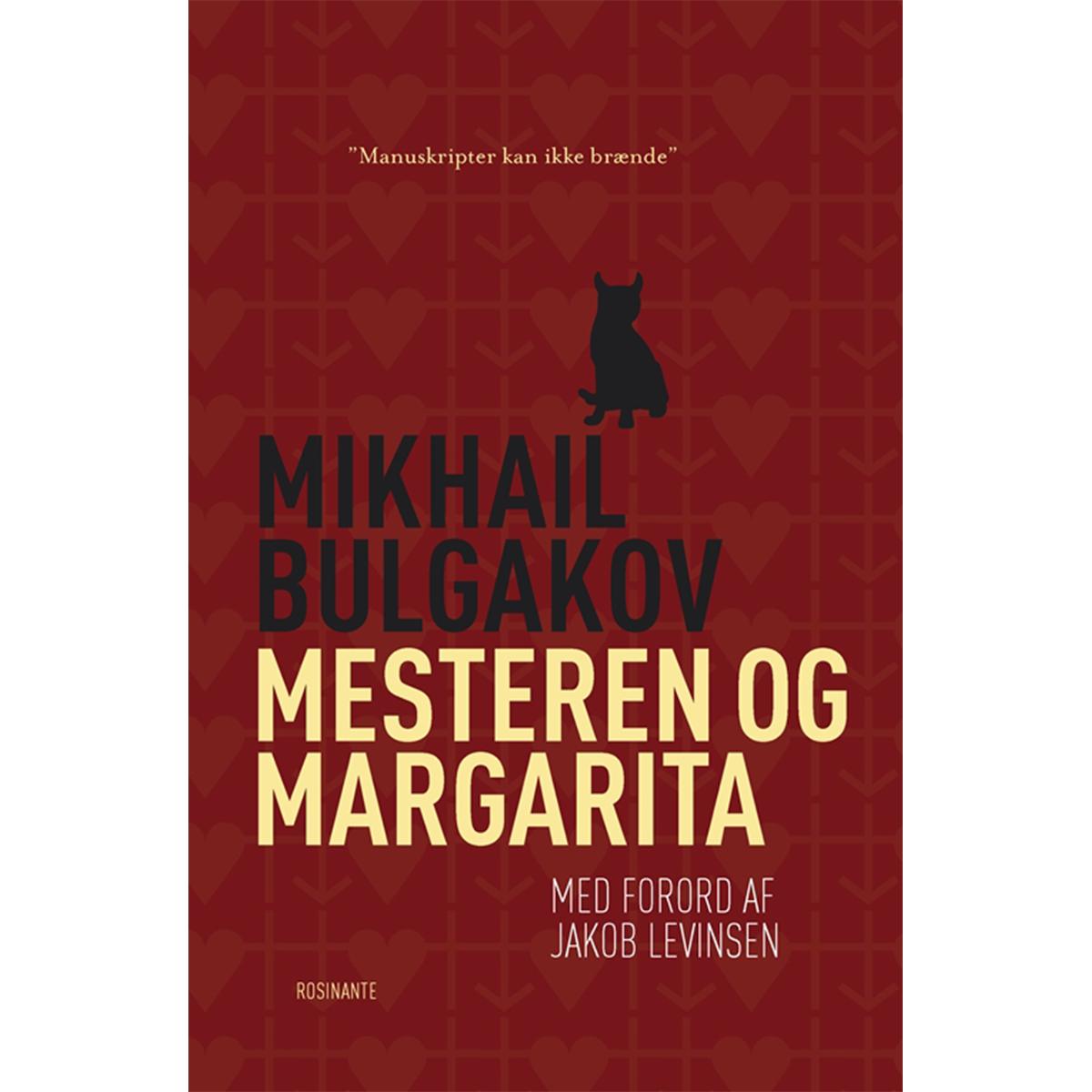 Image of   Mesteren og Margarita - Hæftet