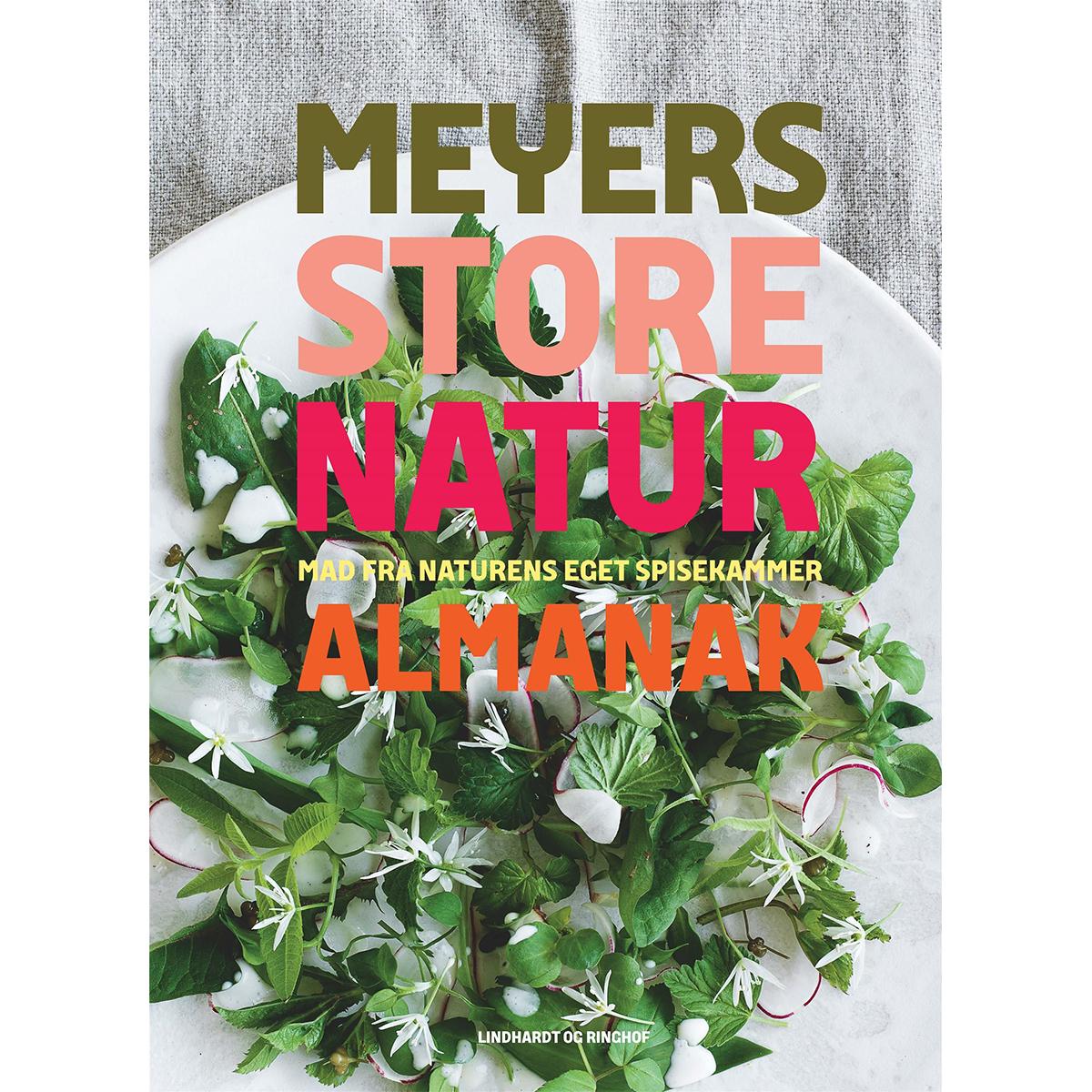 Image of   Meyers store naturalmanak - Hardback