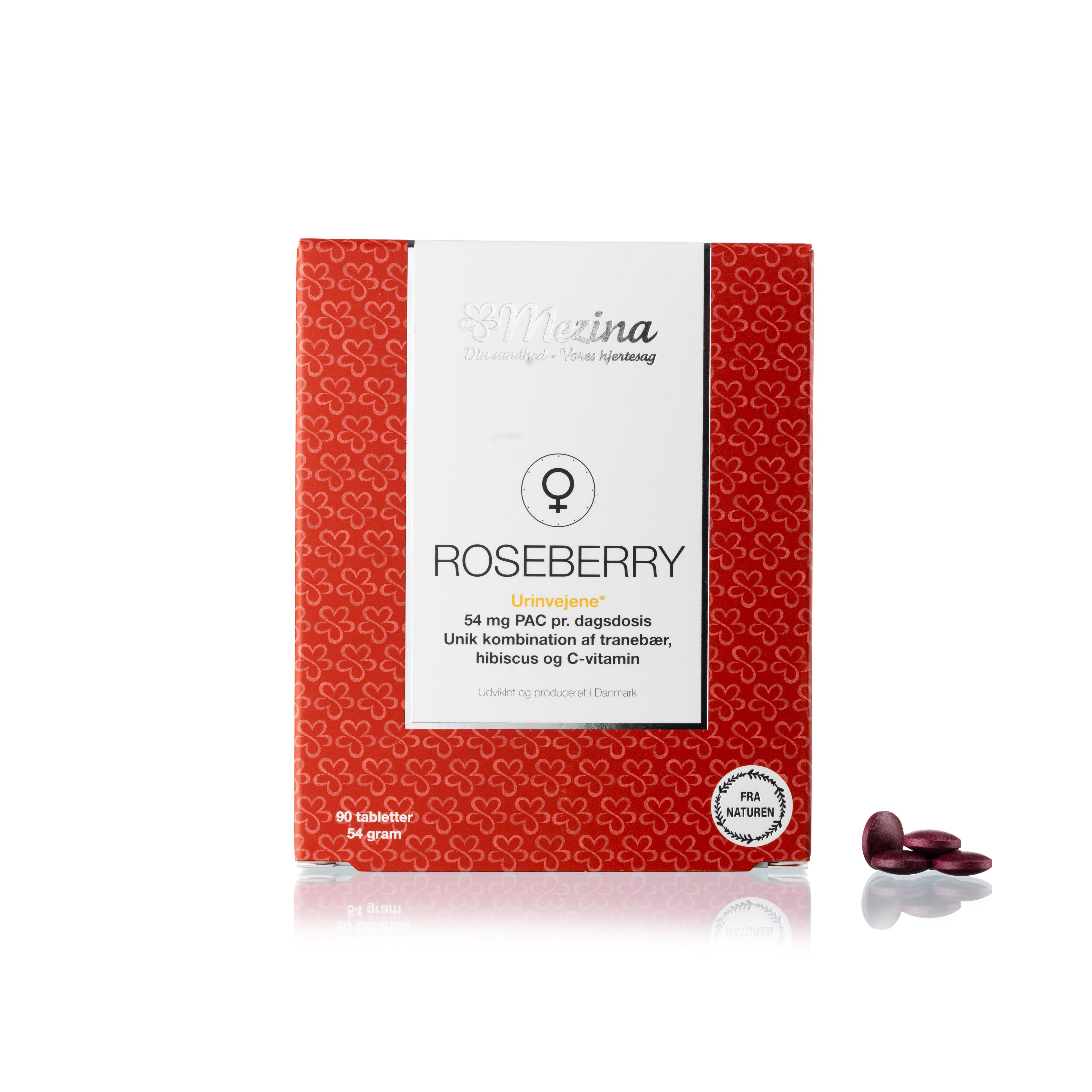Image of   Mezina Roseberry - 90 stk.