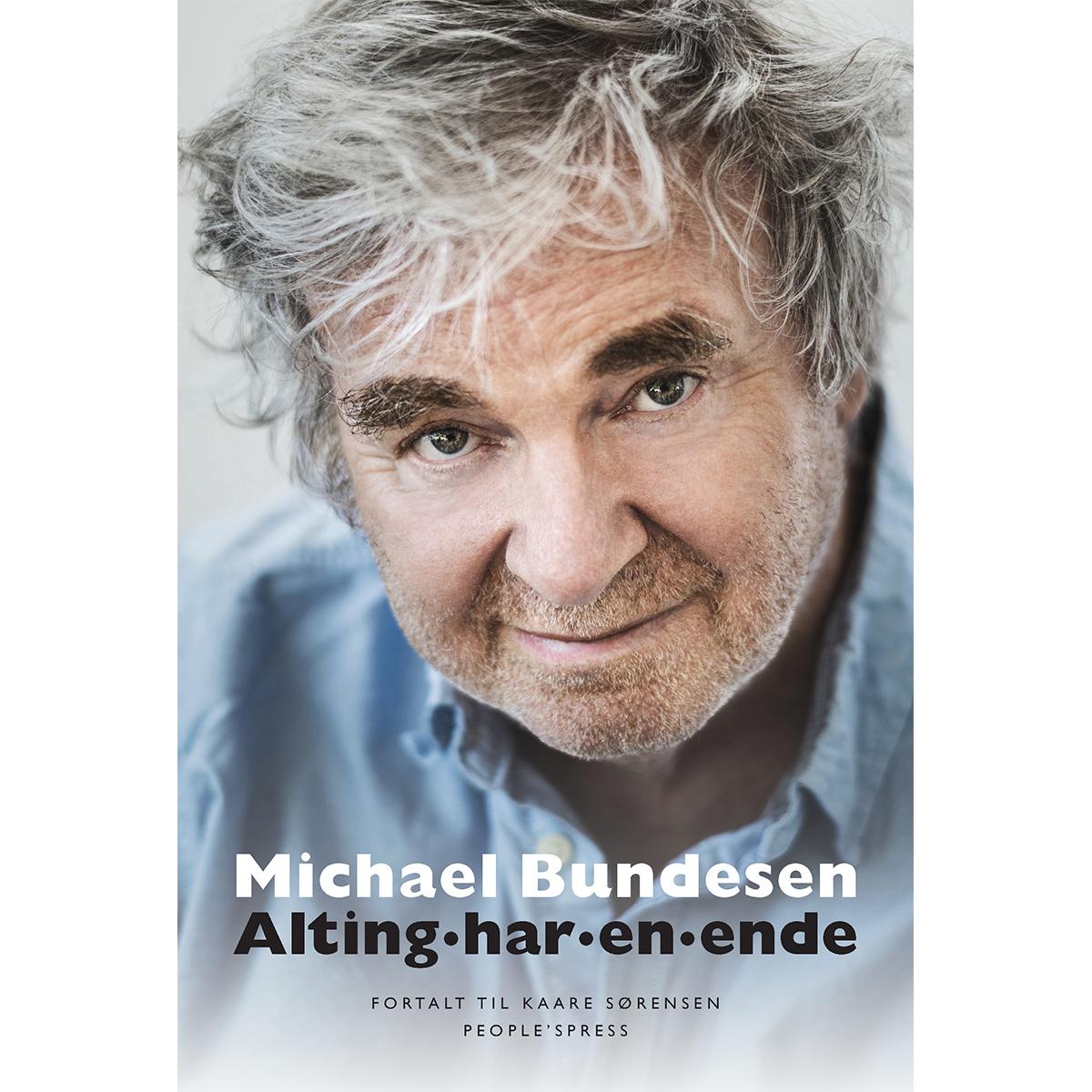 Image of   Michael Bundesen - Selvbiografi fortalt til Kaare Sørensen - Indbundet