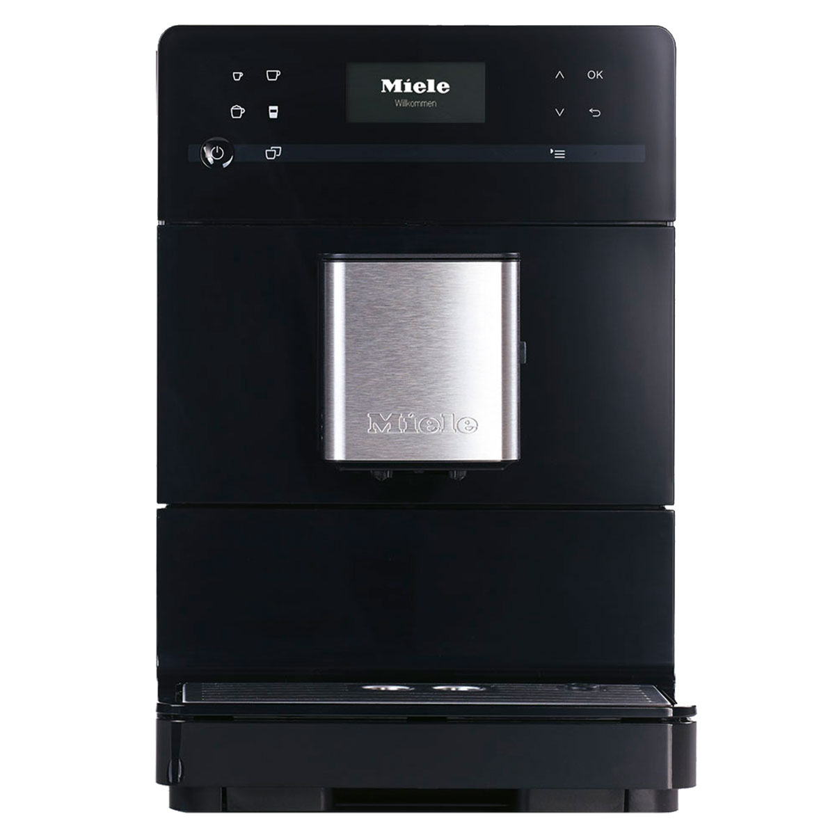 Image of   Miele espressomaskine - CM 5300 - Obsidian black