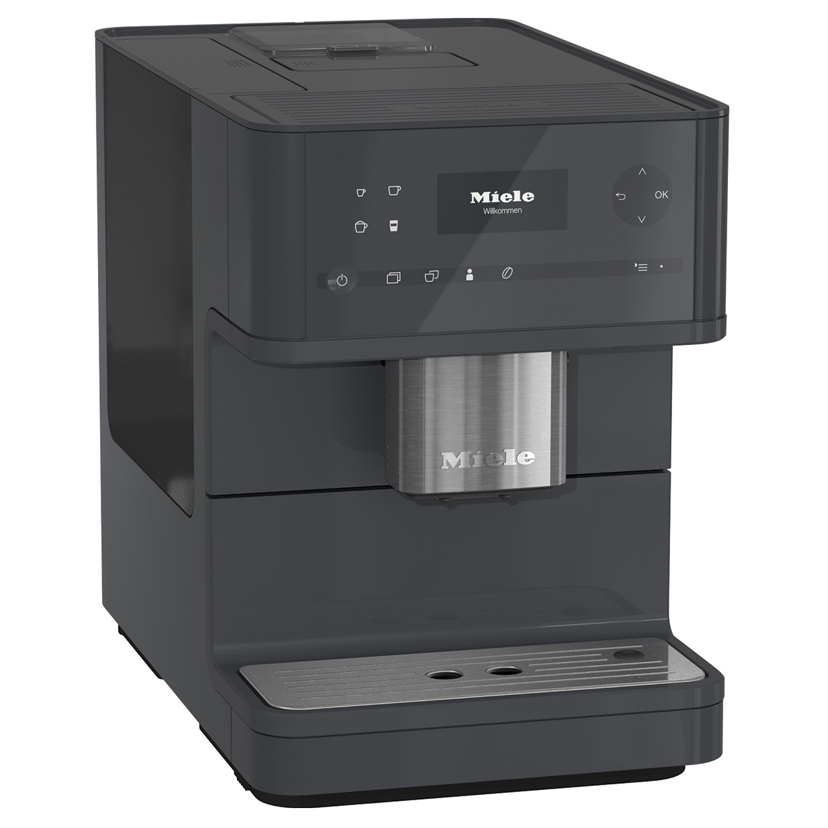 Image of   Miele espressomaskine - CM 6150 - Graphite grey