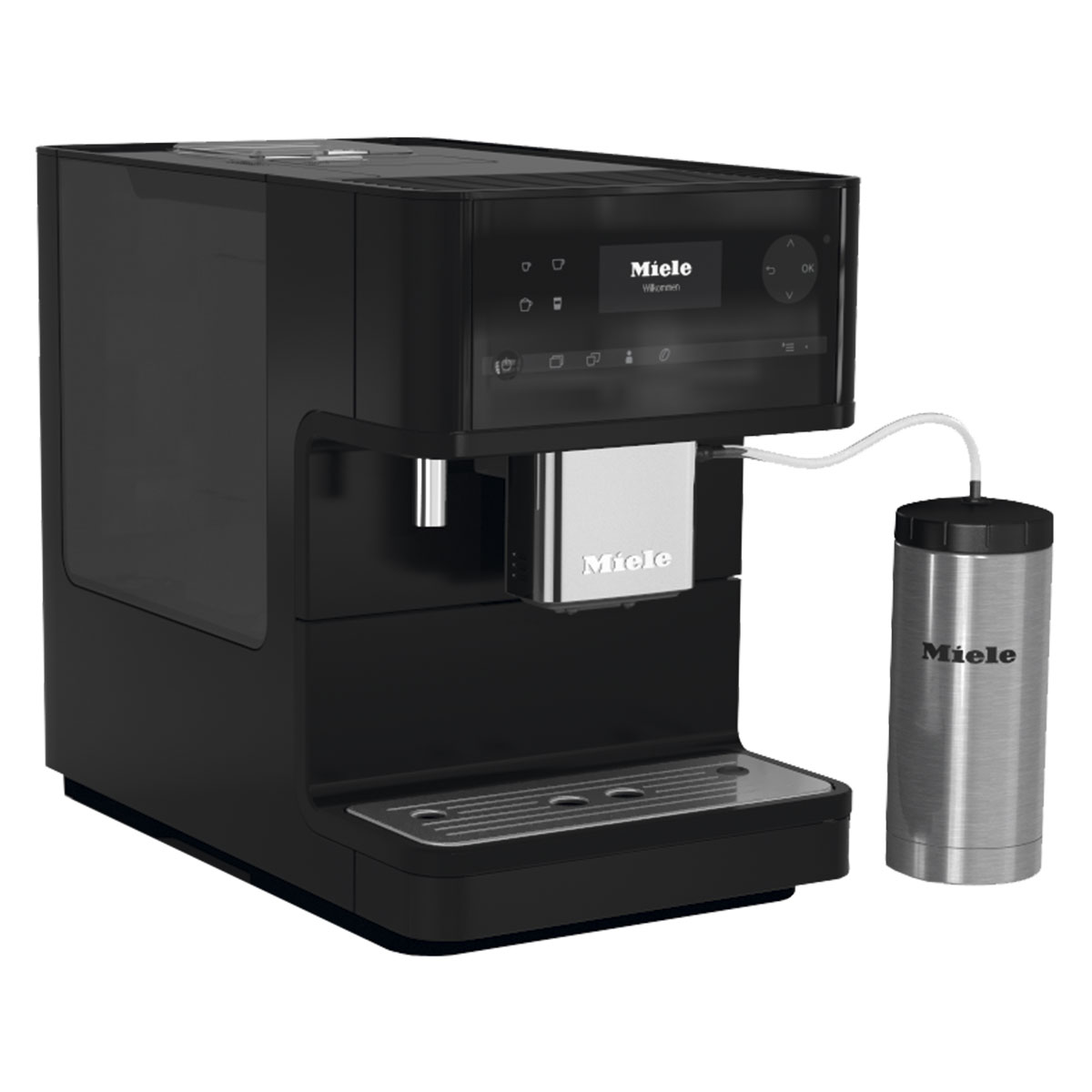 Image of   Miele espressomaskine - CM 6350 - Black Edition