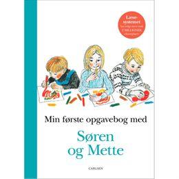 Image of   Min første opgavebog med Søren og Mette - Hæftet