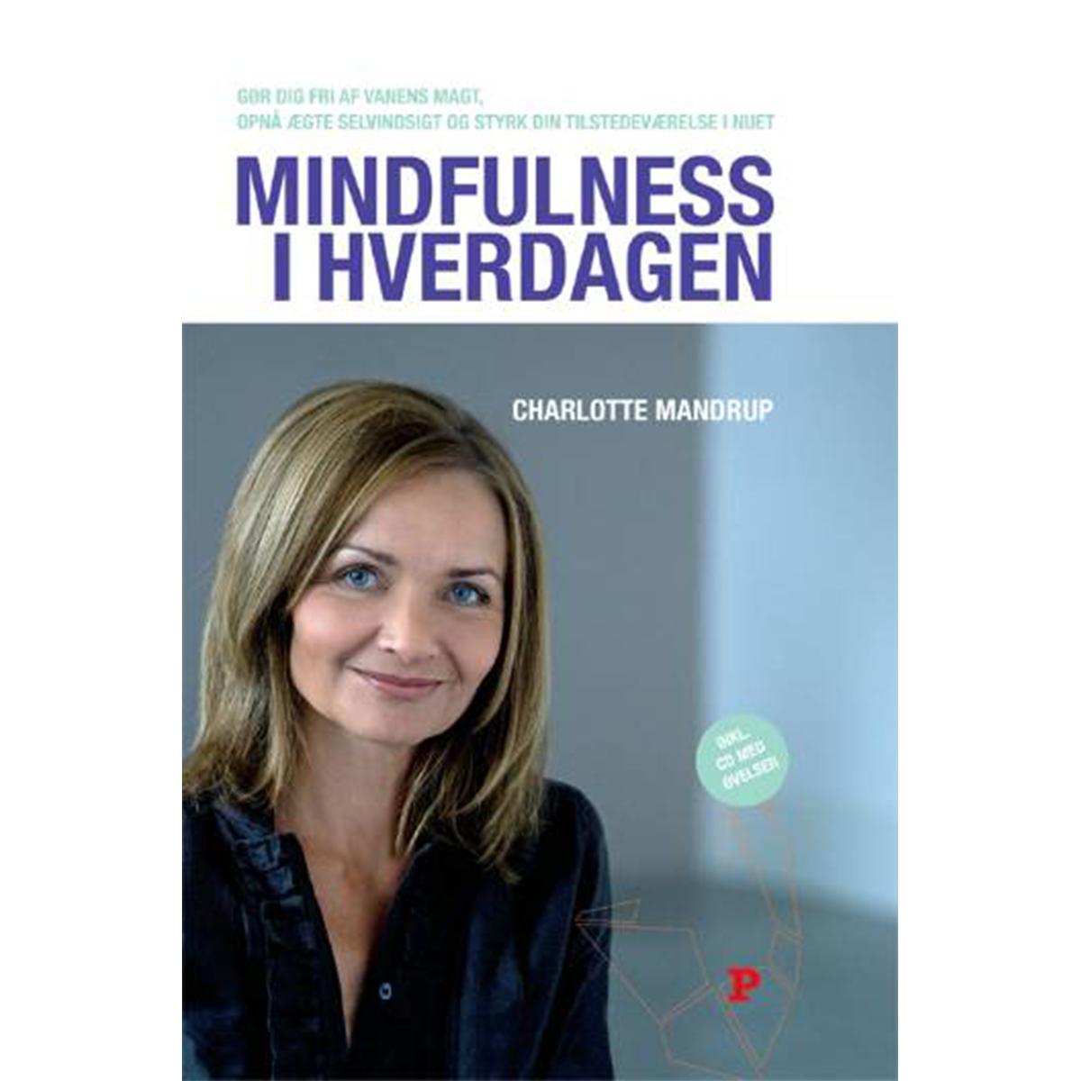 Image of   Mindfulness i hverdagen - Inkl. CD - Indbundet