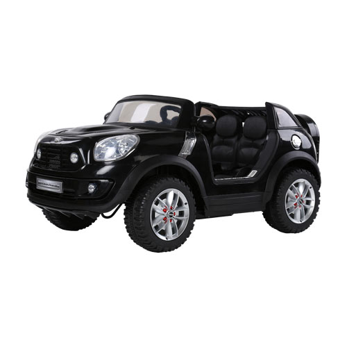 Image of   Mini Cooper elbil - Beach bomber - Sort
