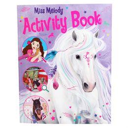 Image of   Miss Melody aktivitetsbog