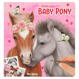 Image of   Miss Melody malebog - Create your baby pony