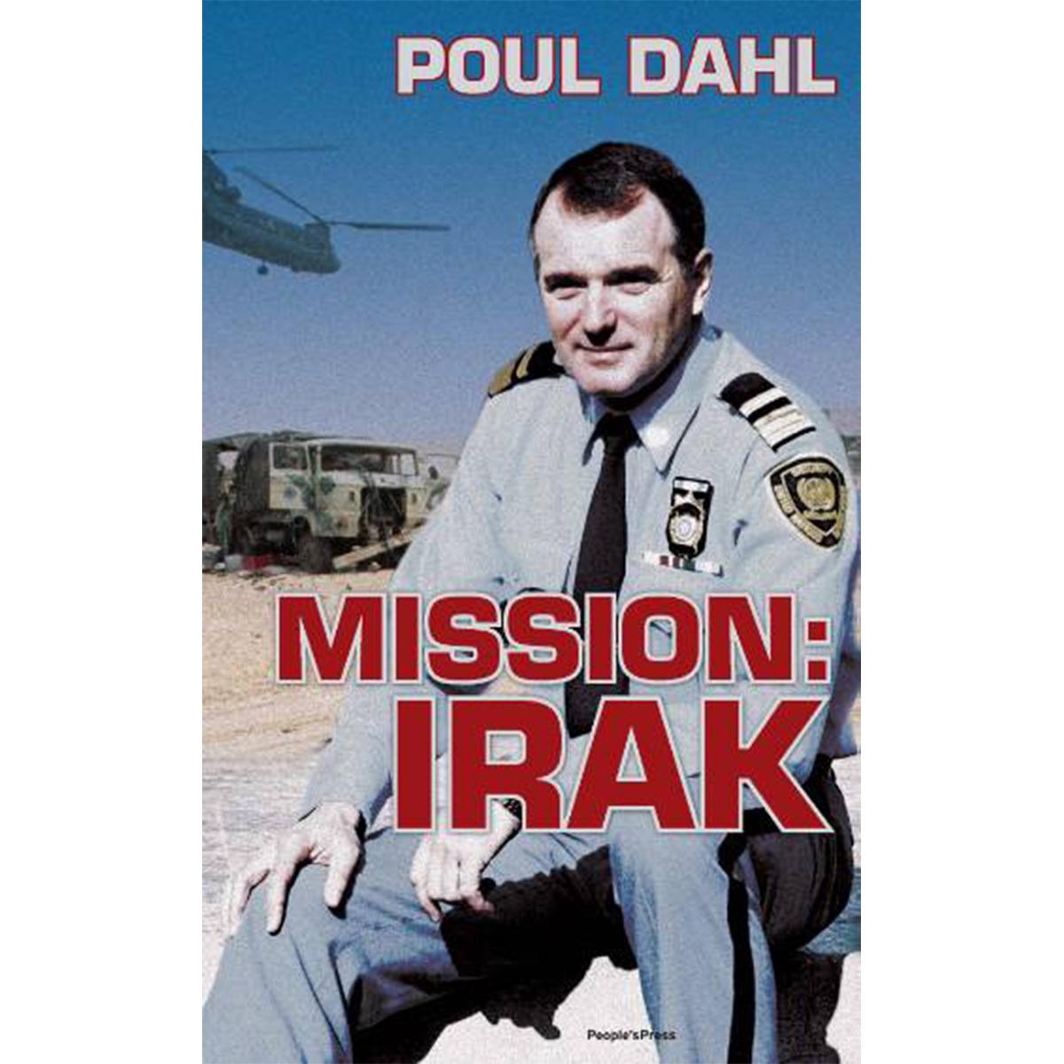 Mission Irak - Hæftet