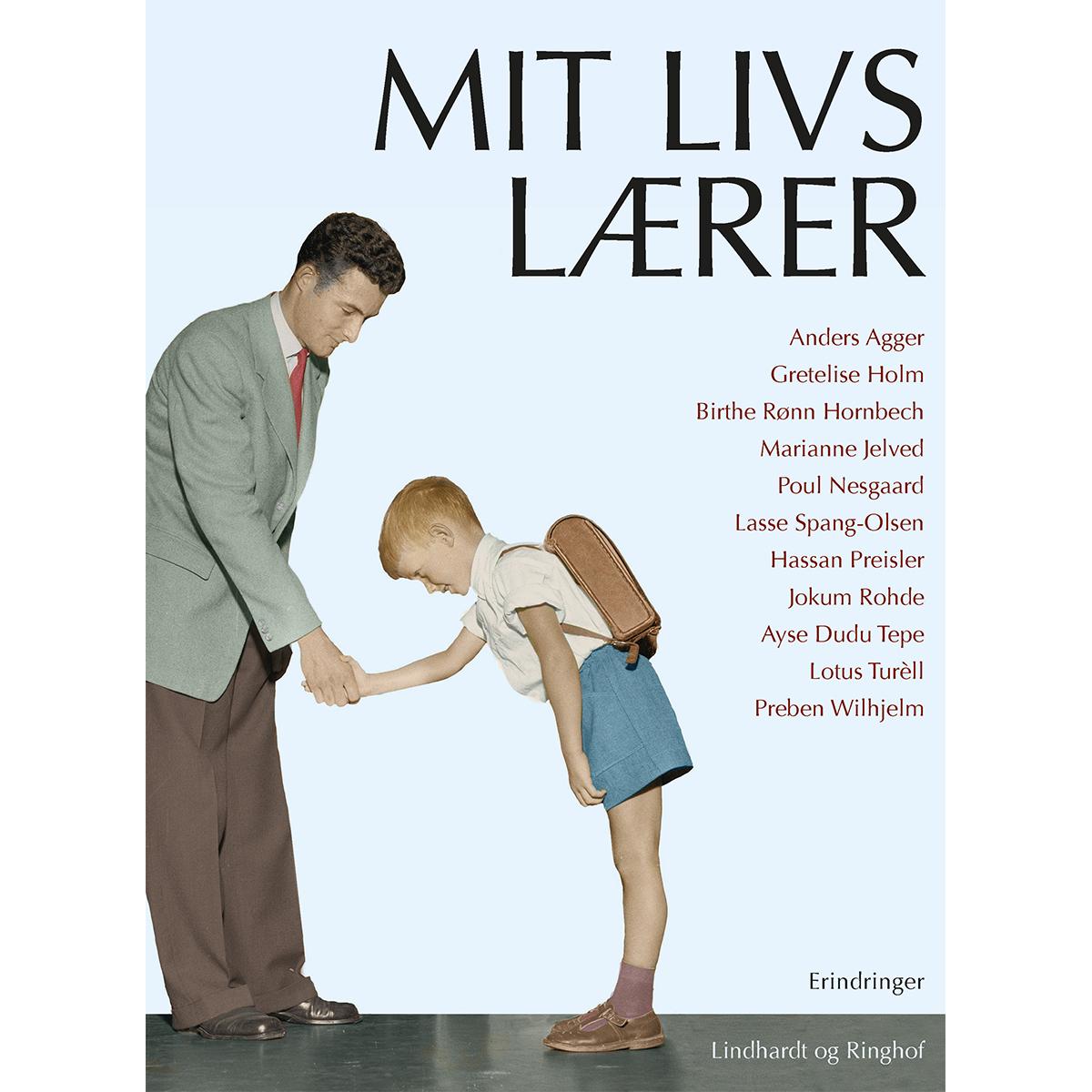 Image of   Mit livs lærer - Indbundet