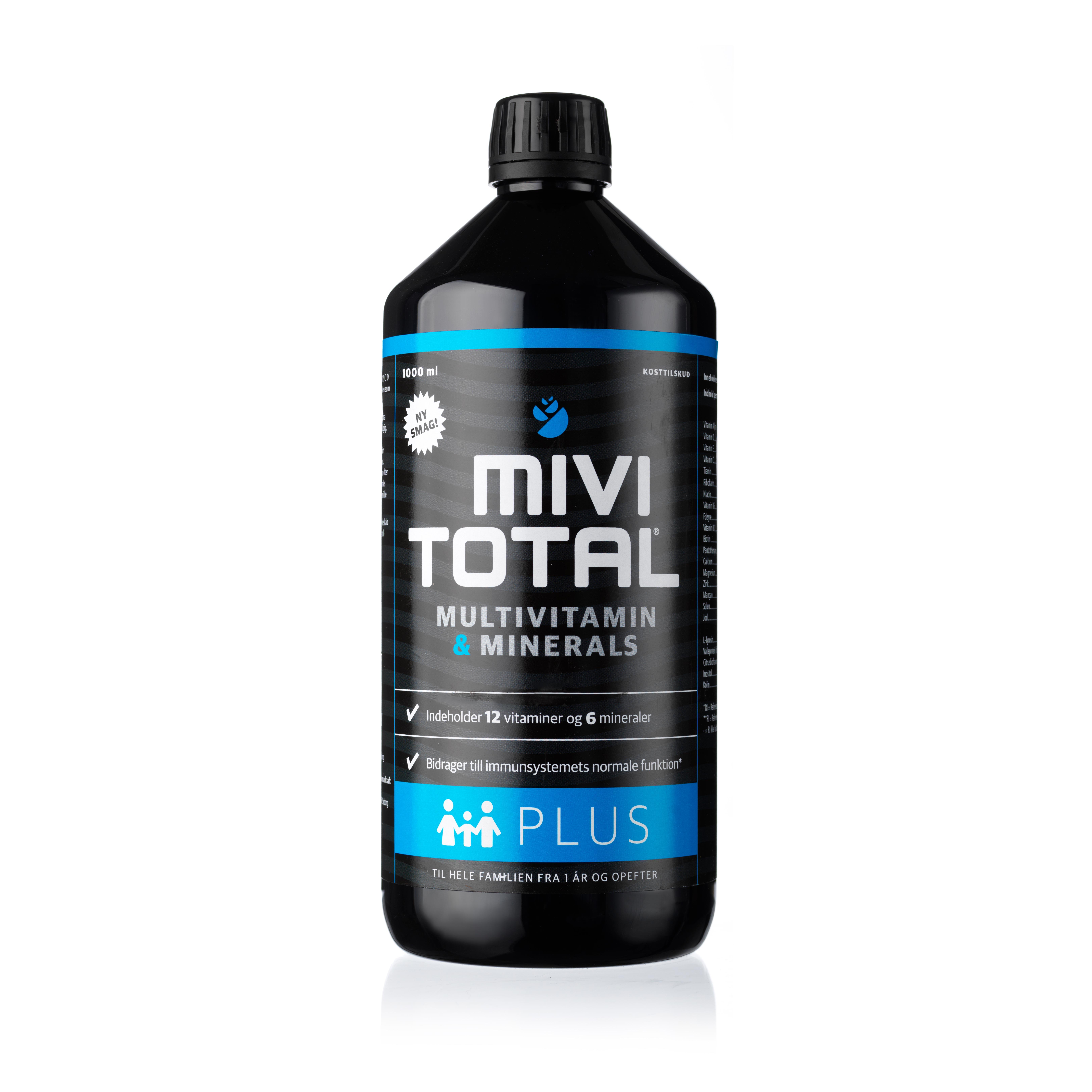 Billede af Mivi Total Plus - 1 liter