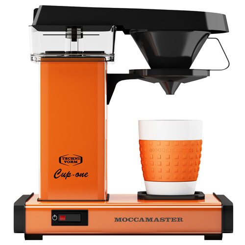 Image of   Moccamaster kaffemaskine - Cup-one - Orange